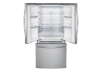 Samsung Bottom Freezer and French Doors Refrigerator - RF220NFTASRAA product photo other01 S