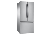 Samsung Bottom Freezer and French Doors Refrigerator - RF220NFTASRAA product photo other02 S