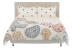 Ivory Comforter Set - King Size product photo other02 S