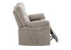Brown-Grey Reclining Upholstered Loveseat - ELRAN product photo other03 S