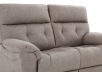 Brown-Grey Reclining Upholstered Loveseat - ELRAN product photo other06 S