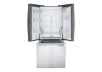 LG Bottom Freezer and French Doors Refrigerator - LRFWS2200S product photo other01 S