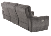 Grey Reclining and Motorized Upholstered Sectional Sofa with Adjustable Headrests - ELRAN product photo other08 S