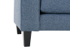 Blue Upholstered Sofa product photo other06 S