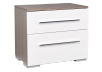 White and Grey Bedroom Set - Queen product photo other04 S
