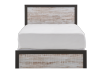 Black and Grey - Queen Bed product photo