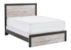 Black and Grey - Queen Bed product photo other01 S