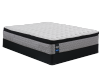 "Sealy Zircon - 9"" XL Twin Mattress and Box Spring product photo"