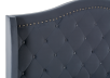 Dark Grey Upholstered - Queen Bed product photo other05 S