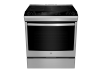 GE Built-in Induction Range - PCHS920YMFS product photo
