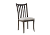 Dark Brown Birch Wood Dining Room Furniture product photo other02 S