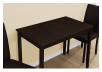 Dark Brown Wood Kitchen Room Furniture product photo other01 S