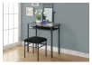 Dark Grey Metal Dressing Table product photo other04 S