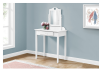 White Wood Dressing Table product photo other04 S