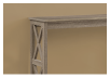 Dark Brown Grey Console product photo other01 S