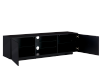 Black 2-Shelf TV Stand product photo other02 S