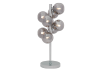 Silver Grey Metal and Glass Table Lamp product photo other01 S