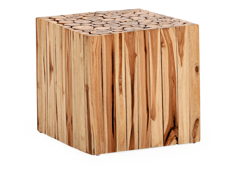 Table d'appoint en bois photo du produit other01 L