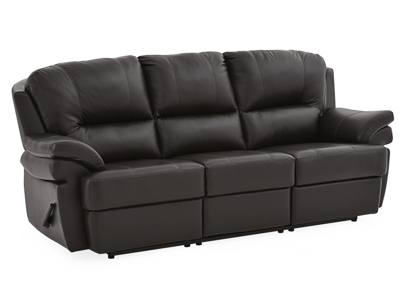 Divan inclinable brun - ELRAN photo du produit other01 L