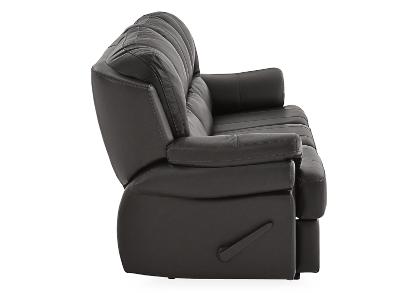 Divan inclinable brun - ELRAN photo du produit other02 L