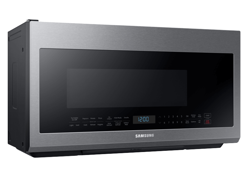 Micro-ondes avec hotte Samsung - ME21M706BASAC photo du produit other02 L