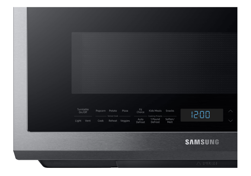 Micro-ondes avec hotte Samsung - ME21M706BASAC photo du produit other03 L