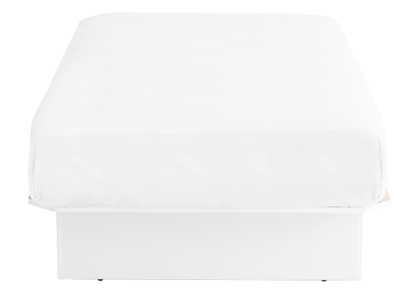 Lit plateforme blanc 1 place Twin photo du produit other01 L