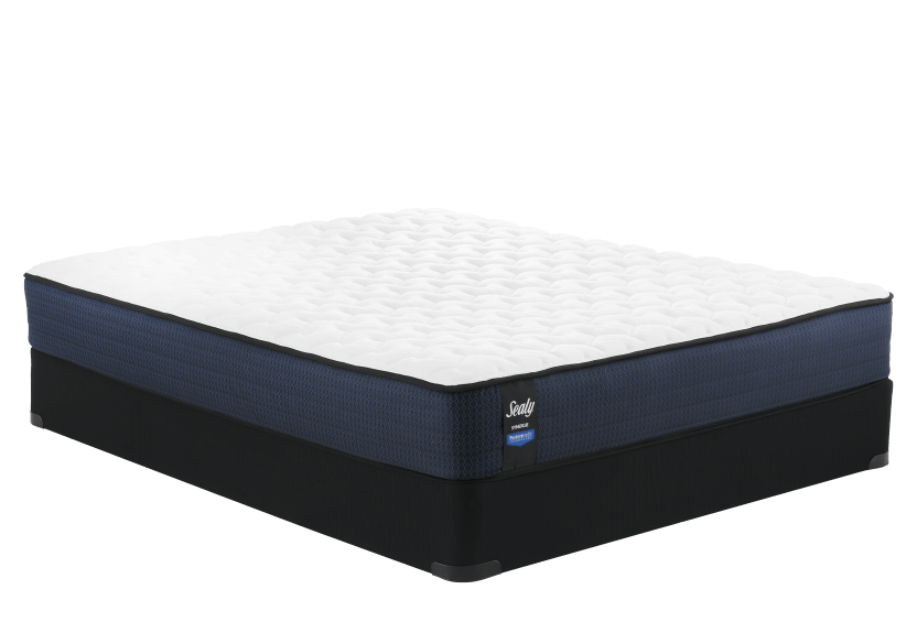 "Matelas et sommier 5"" Northcote - Très grand lit King - Sealy photo du produit Front View L"