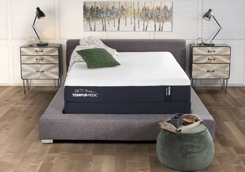 "Matelas et sommier 9"" Perform Medium - Grand lit Queen - Tempur-Pedic photo du produit other01 L"