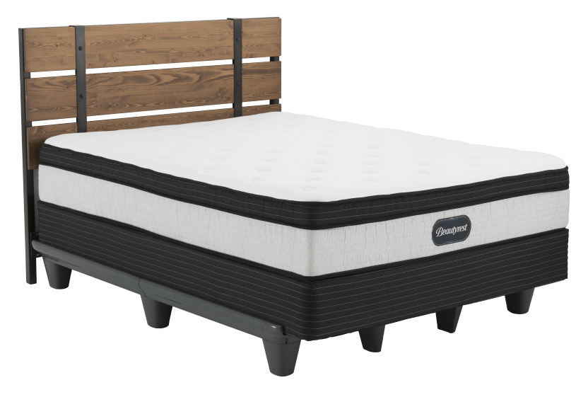 Matelas 1 place Twin - Patricia CT - Simmons photo du produit Front View L