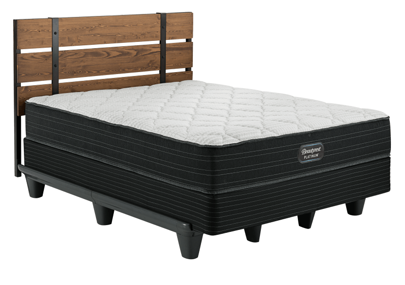 Matelas très grand lit King - Pewter TT - Simmons photo du produit