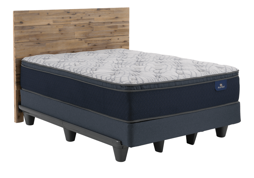 Matelas 2 places Double - Venus - Serta photo du produit Front View L