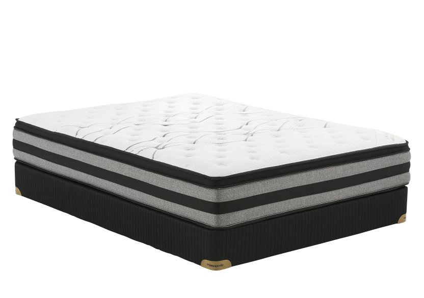 "Matelas et sommier 5"" St-Barth - Très grand lit King - Collection BM photo du produit Front View L"