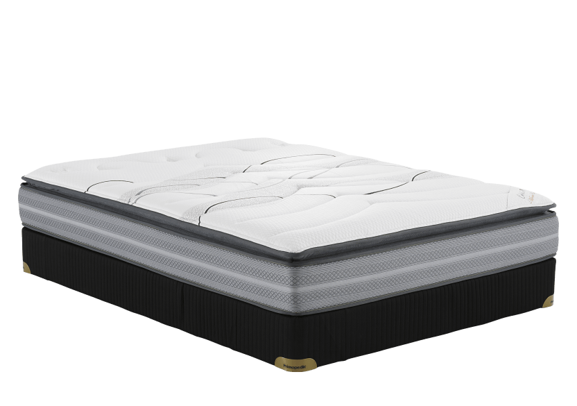 "Matelas et sommier 3"" Monte Carlo2 - 2 places Double - Collection BM photo du produit Front View L"