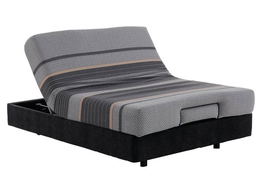 Ensemble Matelas et base de lit ajustable Zedbed - Grand lit Queen - Zed-Cuivre photo du produit other01 L