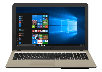 "Ordinateur portatif Asus 15,6"" Intel Celeron N4000 - X540MA-QC1-CB photo du produit"