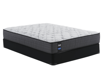 "Matelas et sommier 9"" Westward - 2 places Double - Sealy photo du produit"