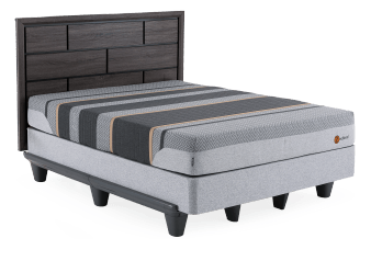 Matelas 1 place Twin -  Adjust Cuivre Limited - Zedbed photo du produit