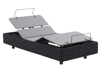 Base de lit ajustable 1 place XL Twin - Zedbed photo du produit