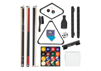 Ensemble d'accessoires de billard - Master Speed photo du produit
