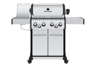 Barbecue Baron S 490 Pro IR Gaz naturel - Broil King – 875947 photo du produit