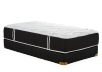 "Matelas et sommier 8"" Hermitage - 1 place Twin - Collection BM photo du produit"