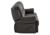 Divan inclinable brun - ELRAN photo du produit other02 S