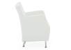Fauteuil d'appoint blanc photo du produit other02 S