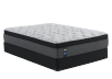 "Matelas et sommier 9"" Barolo - Grand lit Queen - Sealy photo du produit"