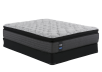 "Matelas et sommier 5"" Brunello - 2 places Double - Sealy photo du produit"