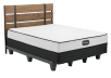Matelas 2 places Double - Argon TT - Simmons photo du produit