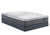 "Matelas et sommier 5,5"" Messina II ET - 1 place XL Twin - Serta photo du produit Front View S"