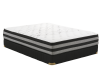 "Matelas et sommier 5"" St-Barth - Très grand lit King - Collection BM photo du produit"