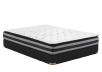 "Matelas et sommier 3"" St-Kitts - 2 places Double - Collection BM photo du produit"